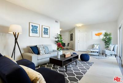 Los Angeles County Condo/Townhouse For Sale: 1227 Granville Avenue #101