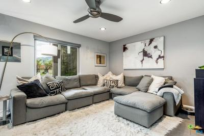Palm Springs Condo/Townhouse For Sale: 1268 East Ramon Road #7