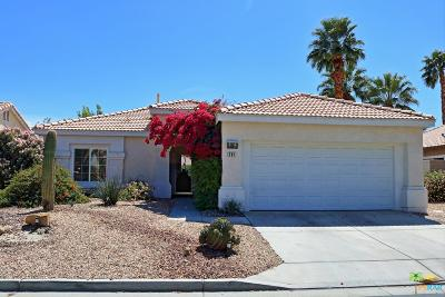 Palm Desert Single Family Home For Sale: 281 Corte San Marco
