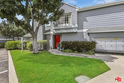Culver City Condo/Townhouse For Sale: 5615 Canterbury Drive