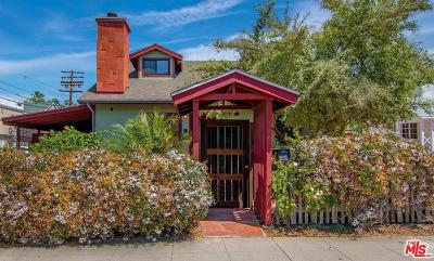 Culver City CA Single Family Home For Sale: $2,070,000