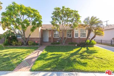 Los Angeles County Single Family Home For Sale: 2452 Colby Avenue