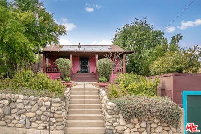 Los Angeles Single Family Home For Sale: 5927 Tipton Way