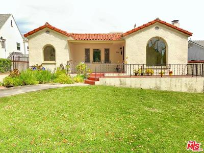 Alhambra Single Family Home For Sale: 306 Westminster Avenue