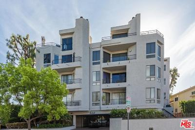 Los Angeles County Condo/Townhouse For Sale: 660 North Sweetzer Avenue #203