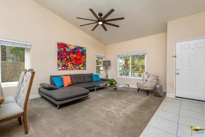 Palm Springs CA Single Family Home Active Under Contract: $418,000