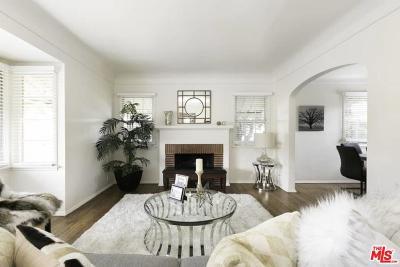 Santa Monica Single Family Home For Sale: 1803 Euclid Street
