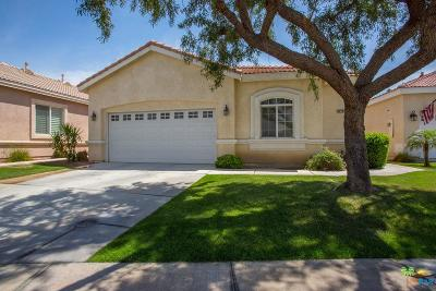 Indio Single Family Home For Sale: 82761 Odlum Drive