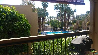 Palm Springs Condo/Townhouse Active Under Contract: 5300 East Waverly Drive #H12
