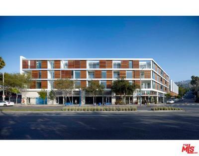 West Hollywood Rental For Rent: 901 Hancock Avenue #314