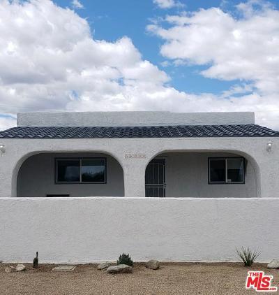 Desert Hot Springs Single Family Home For Sale: 66030 Buena Vista Avenue