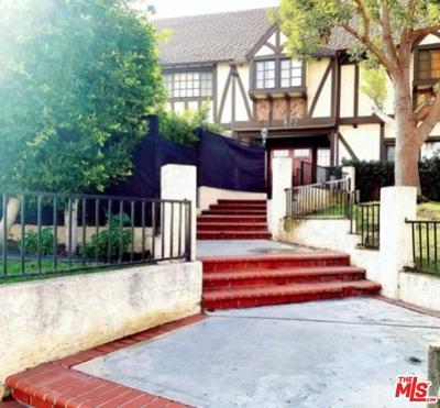 Inglewood Condo/Townhouse Pending: 822 Victor Avenue #18