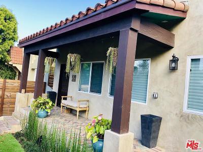 Venice Single Family Home For Sale: 1774 Washington Way