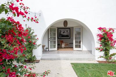 Single Family Home Active Under Contract: 148 South Las Palmas Avenue