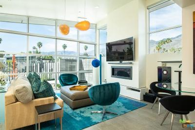Palm Springs Condo/Townhouse Active Under Contract: 100 North Cerritos Drive #9