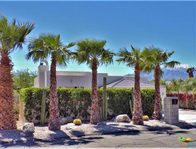 Desert Hot Springs Single Family Home Active Under Contract: 66449 San Marcus Road