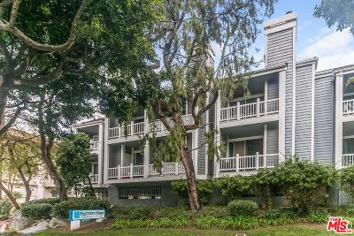 Playa Del Rey Condo/Townhouse For Sale: 8500 Falmouth Avenue #3112