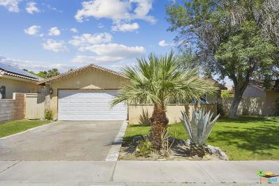 Cathedral City Single Family Home For Sale: 68710 Tortuga Road