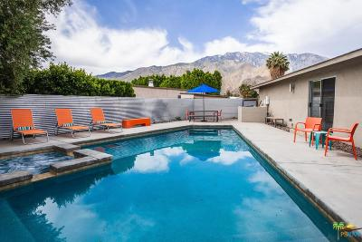 Palm Springs Single Family Home For Sale: 2390 North Aurora Drive