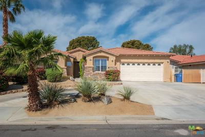 Desert Hot Springs Single Family Home For Sale: 9691 Clubhouse Boulevard