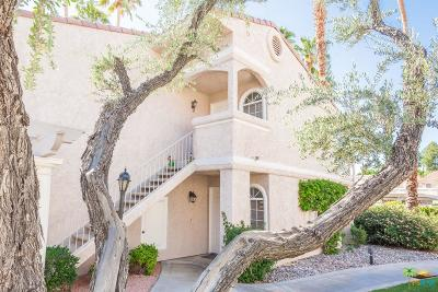 Palm Springs Condo/Townhouse For Sale: 505 South Farrell Drive #I52