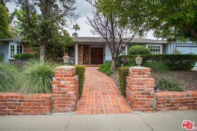 Woodland Hills Single Family Home For Sale: 23015 Mulholland Drive