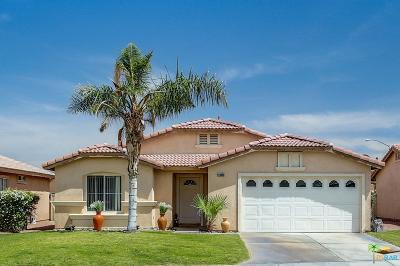 Indio Single Family Home Active Under Contract: 49800 Jade Way