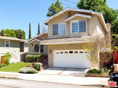 Woodland Hills Single Family Home For Sale: 4626 Santa Lucia Drive