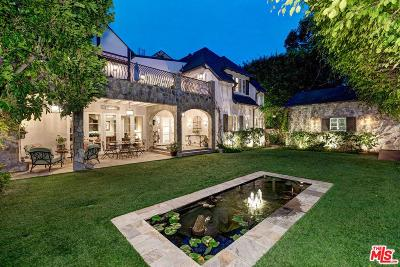Beverly Hills Rental For Rent: 607 North Sierra Drive