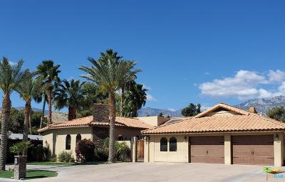 Palm Springs Single Family Home For Sale: 2081 South Bobolink Lane