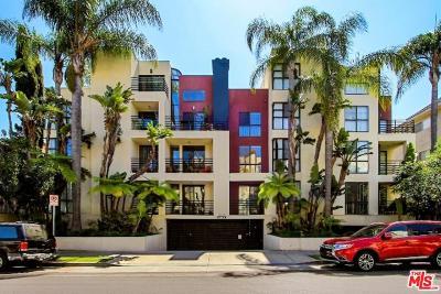 Los Angeles County Condo/Townhouse For Sale: 12000 Goshen Avenue #305
