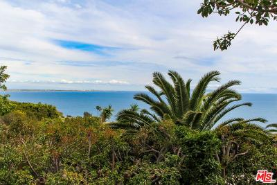 Malibu Single Family Home For Sale: 20490 Seaboard Road