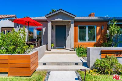 Sherman Oaks Single Family Home For Sale: 15119 La Maida Street