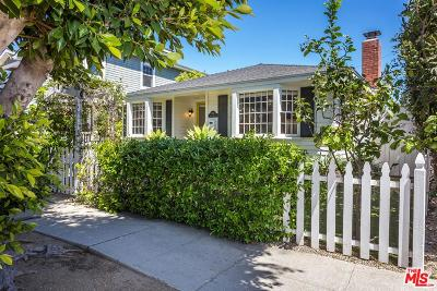 Venice Single Family Home For Sale: 3010 Grayson Avenue