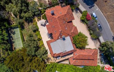 Beverly Hills Single Family Home For Sale: 1251 Lago Vista Drive
