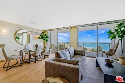 Santa Monica Condo/Townhouse For Sale: 201 Ocean Avenue #1106B