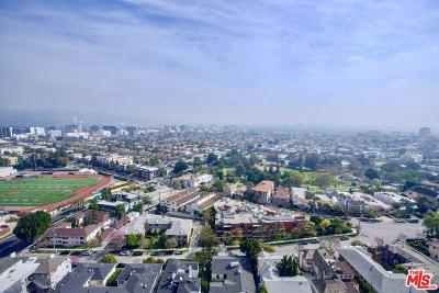 Los Angeles County Condo/Townhouse For Sale: 2170 Century #2103