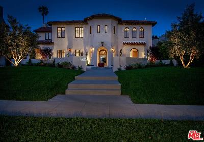 Single Family Home For Sale: 452 South Las Palmas Avenue