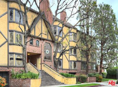 Toluca Lake Condo/Townhouse Active Under Contract: 10945 Hortense Street #310