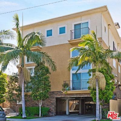 Los Angeles Condo/Townhouse Active Under Contract: 4137 McLaughlin Avenue #4