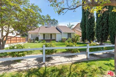 Valley Village Single Family Home For Sale: 5518 Carpenter Avenue