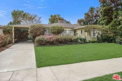Sherman Oaks Single Family Home For Sale: 13604 Valleyheart Drive N