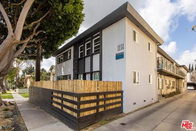 Los Angeles County Residential Income For Sale: 1233 North Orange Grove Avenue