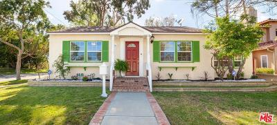 Redondo Beach Single Family Home Active Under Contract: 3401 Gibson Place
