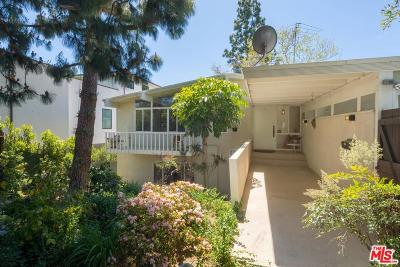 Single Family Home For Sale: 12626 Sunset Boulevard