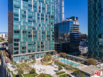 Condo/Townhouse For Sale: 877 Francisco Street #827