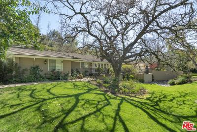 Westlake Village Single Family Home For Sale: 4218 Arrowhead Circle