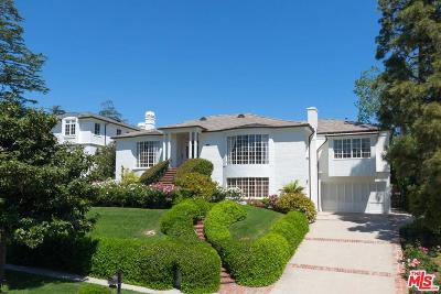 Los Angeles County Single Family Home Active Under Contract: 358 Comstock Avenue