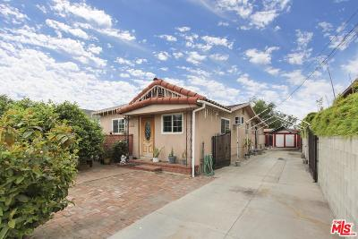Los Angeles Single Family Home For Sale: 2923 Marsh Street