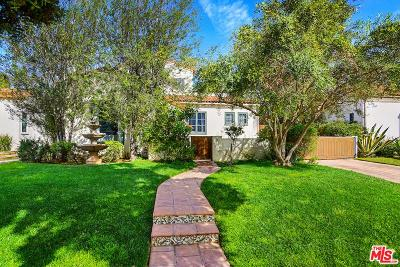 Santa Monica Single Family Home For Sale: 1335 Cedar Street